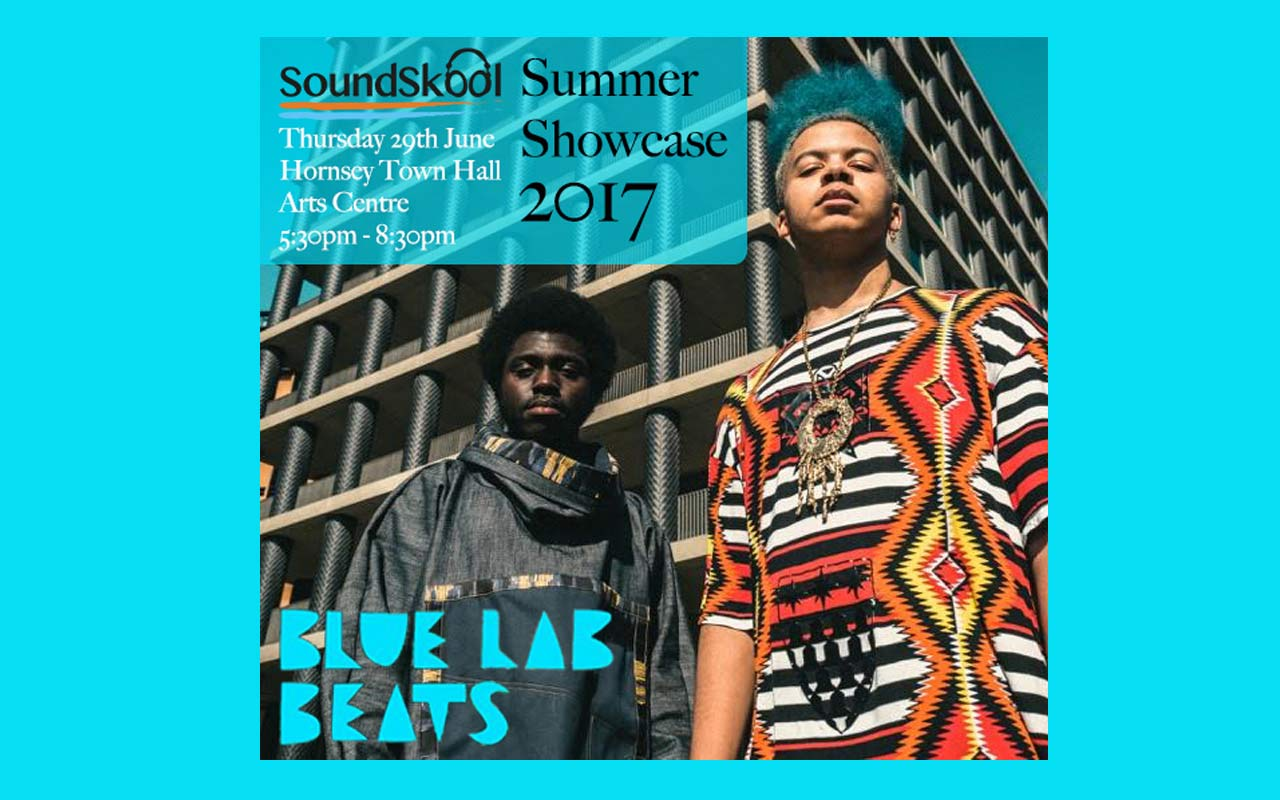 SoundSkool Summer Showcase To Be Headlined By Blue Lab Beats
