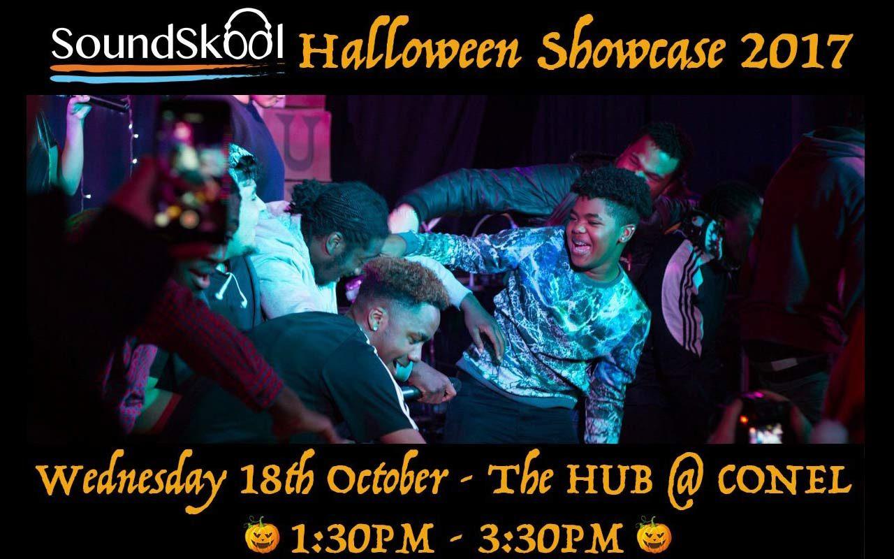 SoundSkool Halloween Showcase 2017