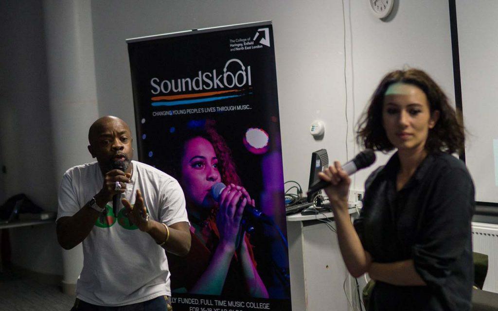 SoundSkool Masterclass Series - Marla Altschuler