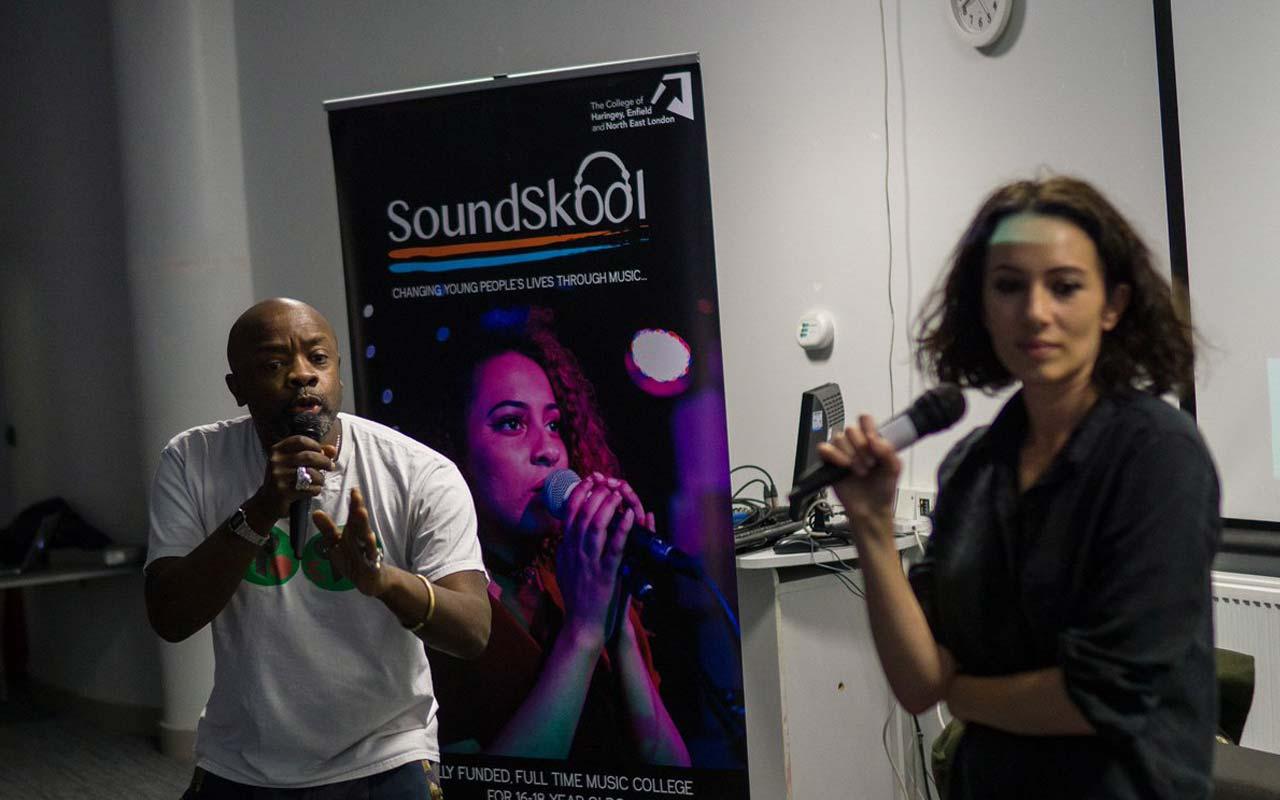 SoundSkool Masterclass Series – Marla Altschuler